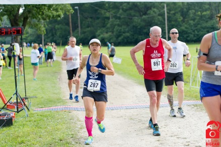 Waterfall Glen Xtreme 10 Mile Race -761